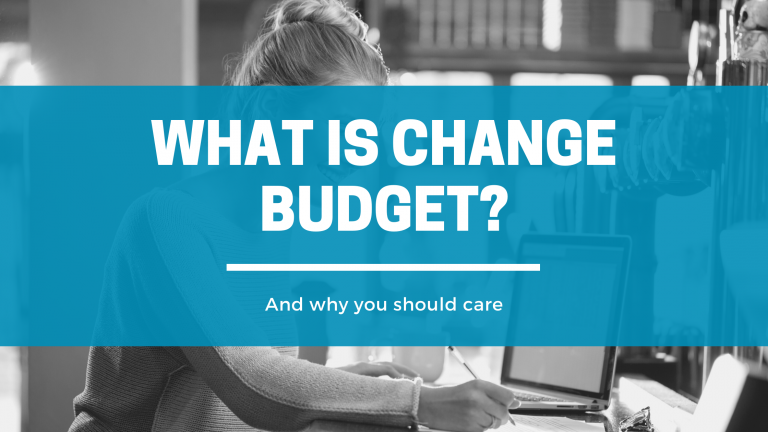 What is Change Budget - Click Results - Blog - Featured Image